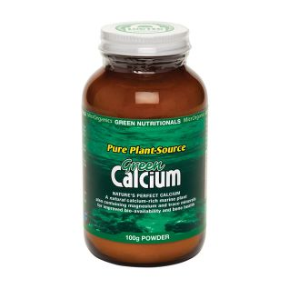 Green Calcium Powder 100mg