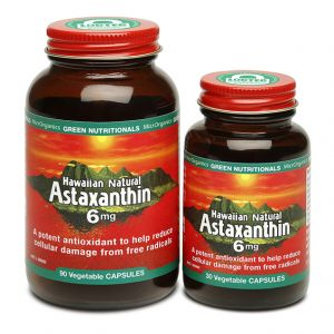 Healthy Hawaiian Natural Asaxanthin