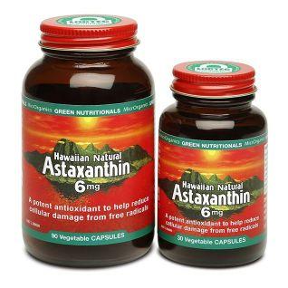 Hawaiian Astaxanthin Capsules