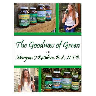 The Goodness of Green eBook