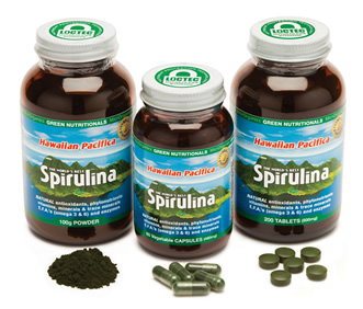 Hawaiian Pacific Spirulina
