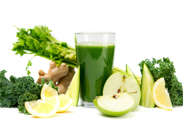Inspirational green juice