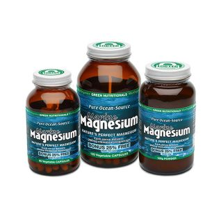 Pure Ocean-Source MarineMAGNESIUM Range