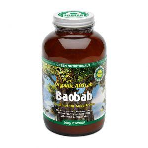 Organic African BAOBAB Powerder 200g