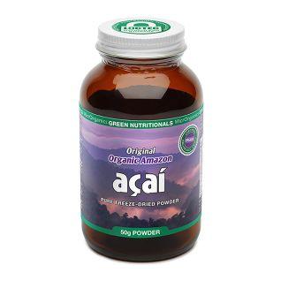 Original Organic Amazon Acai Powder 50g