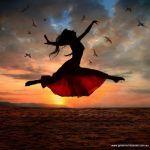 dance over the ocean