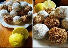 Organic Baobab bliss balls
