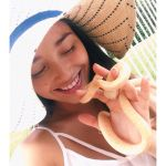 Becca-chensee-with-ther-pet-snake