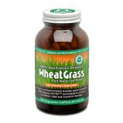 WheatGrass Capsules 120