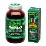 Green Omega3 Capsules 90 and Oil 50ml