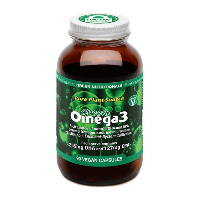 Green Omega3 Capsules